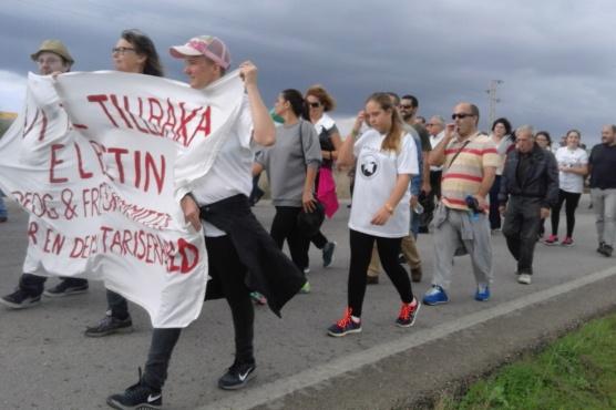 Demonstrationståg