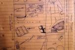 Teckning av Pelles cell