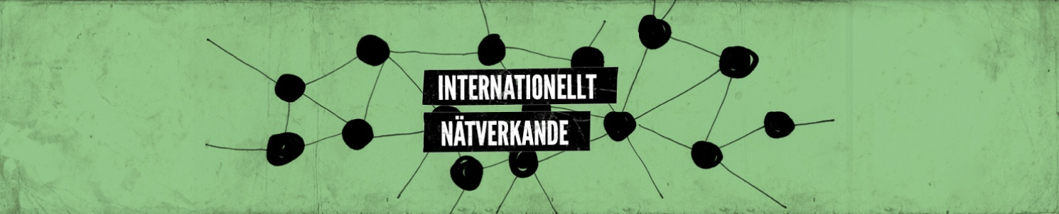 """Internationellt nätverkande"""